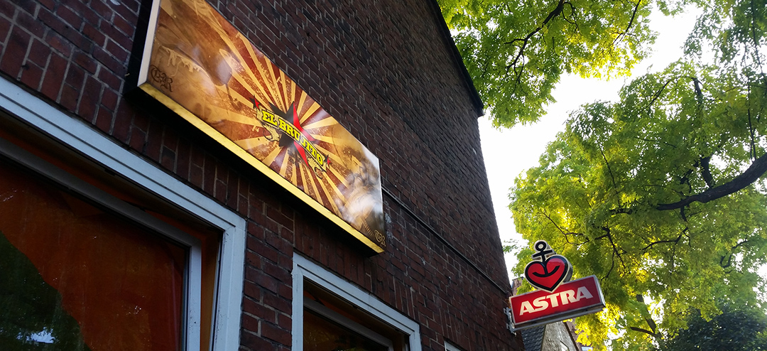 El Brujito Tapas Bar Hamburg Altona von aussen