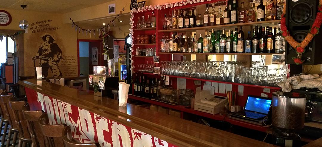El Brujito Tapas Bar Hamburg Altona - Tresen