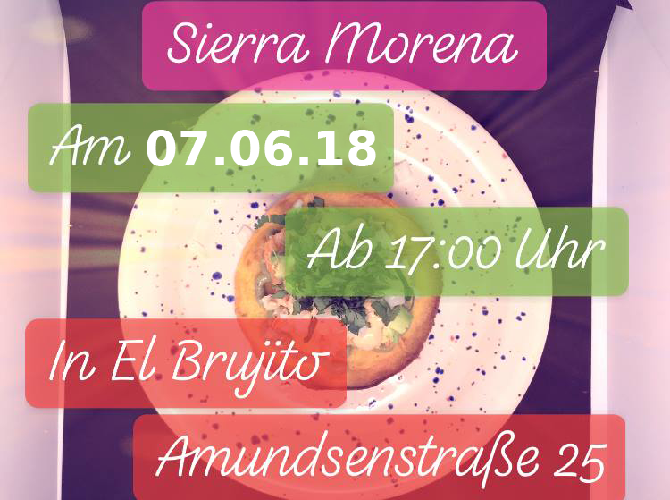 07.06.18 Sierra Morena – Best mexican Streetfood in Town