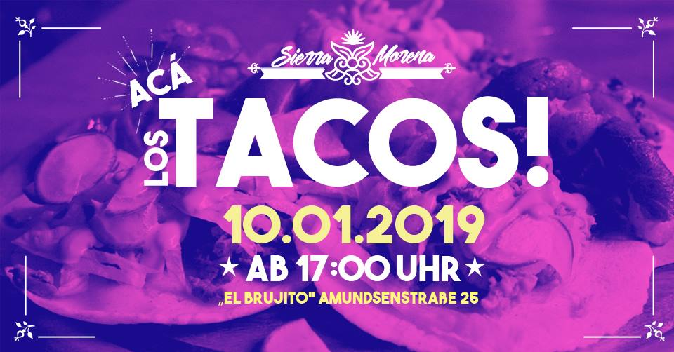 10.01.19 – Sierra Morena Taco Night