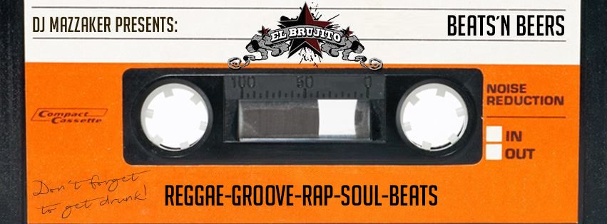 21.06.19 – Beats´n Beers – Reggae Groove Rap Soul Beats and more