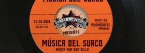 Música del surco – Musik aus der Rille – Guest-DJ Phonosuite (Hamburg)